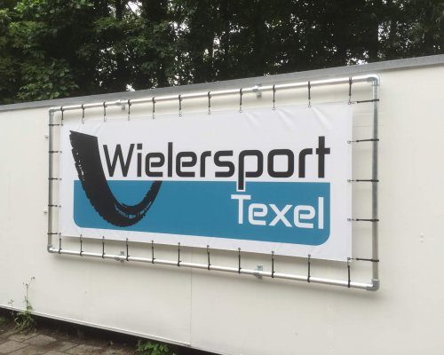 Spandoek wielersport