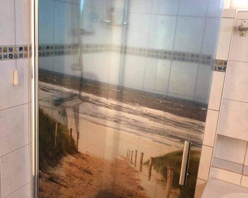 glazen douche deur 2